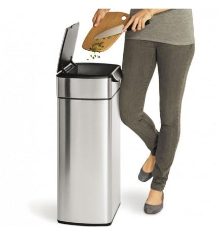 poubelle automatique-ouverture-un