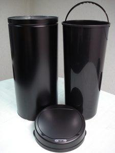 poubelle automatique selekta composition