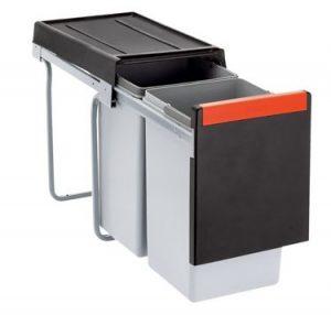 poubelle encastrable de cuisine franke sorter cube 30