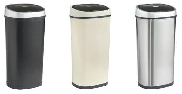 poubelle vonhaus 50 litres automatique modèles