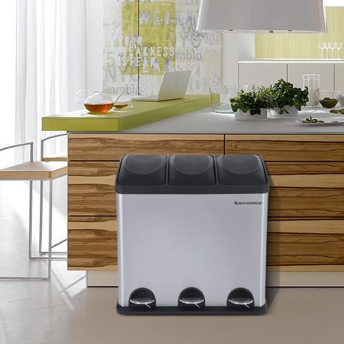 poubelle Songmics 54 litres cuisine