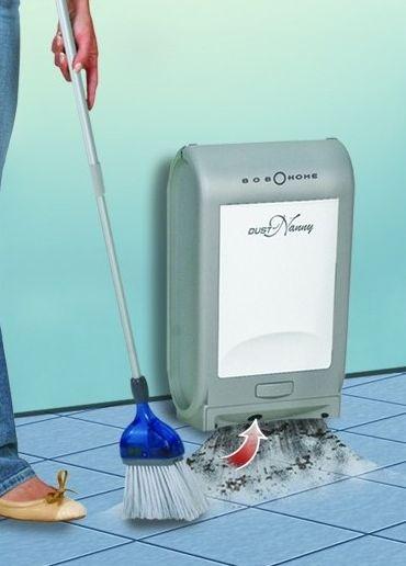 poubelle aspirante automatique maison