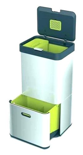 poubelle modulable taille petite grande