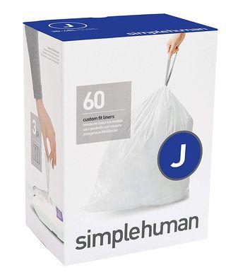 sac poubelle simplehuman code J