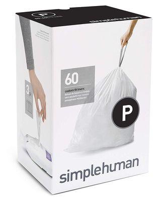 sac poubelle simplehuman code P